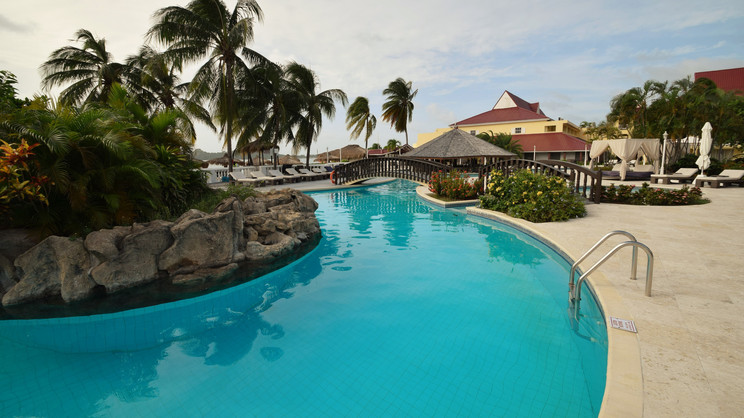 1/9  Royal St Lucia Resort and Spa - St Lucia
