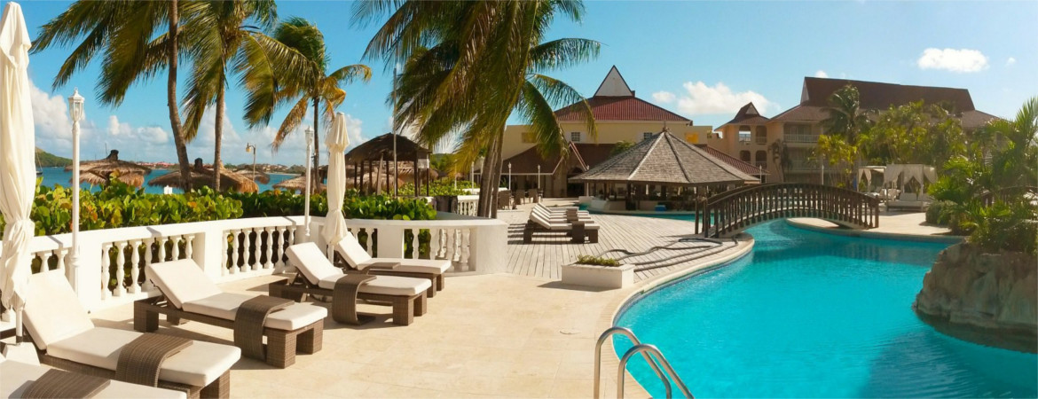 1/7  Royal St Lucia Resort and Spa - St Lucia