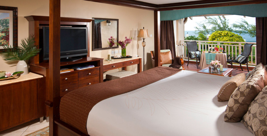 Caribbean Luxury Oceanview