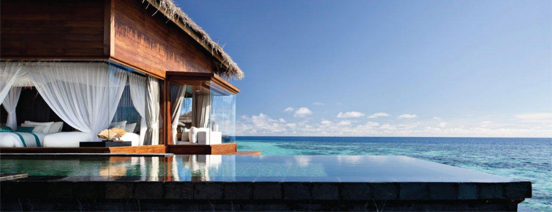 1/14  Dhevanafushi Maldives Luxury Resort - Maldives