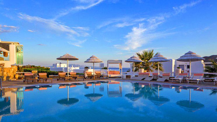 1/9  Archipelagos Hotel - Mykonos