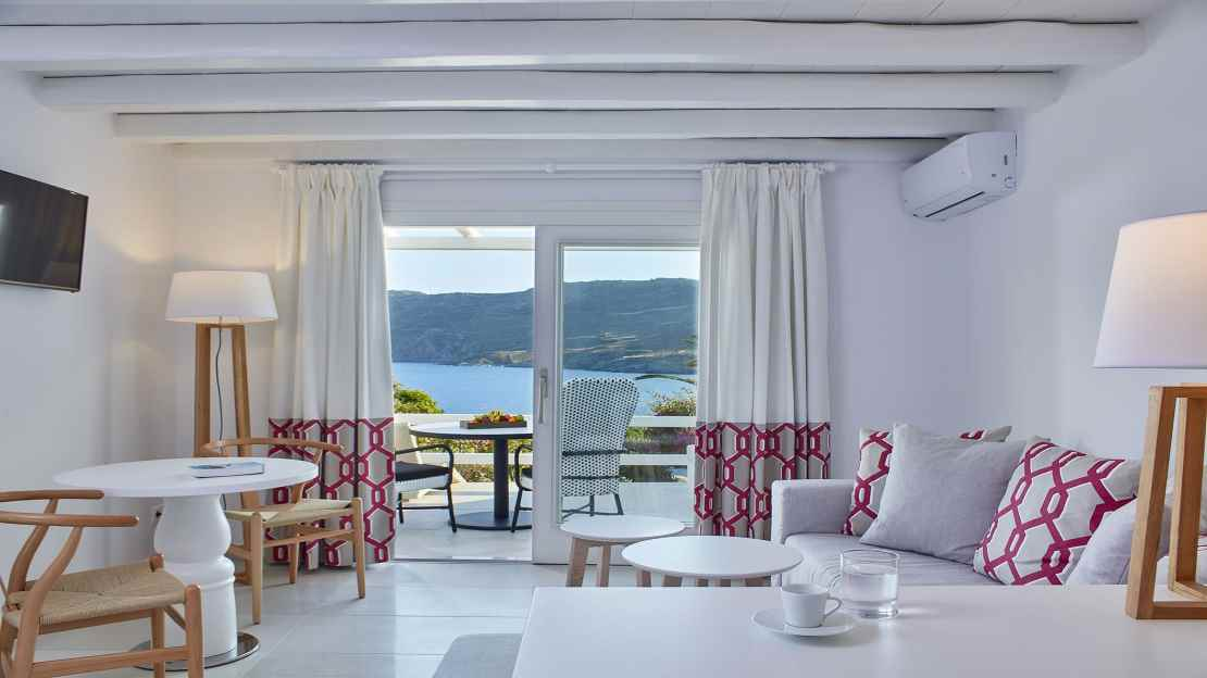 Archipelagos Sea View Suite