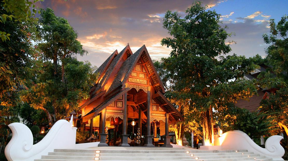 Khum Phaya Resort and Spa Centara Boutique Collection - Thailand
