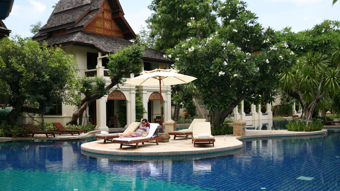 1/6  Khum Phaya Resort and Spa Centara Boutique Collection - Thailand
