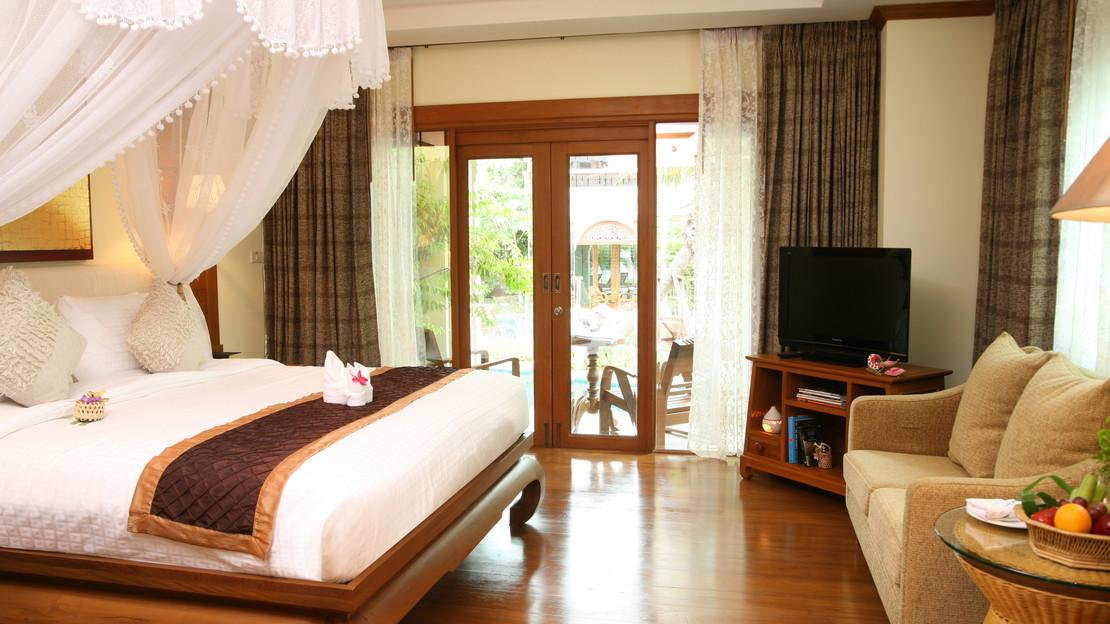 1/6  Khum Phaya Resort and Spa Centara Boutique Collection - Thailand