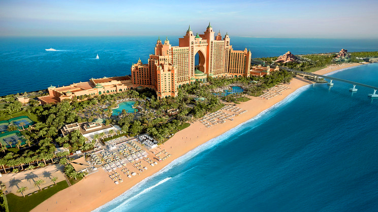 1/13  Atlantis, The Palm