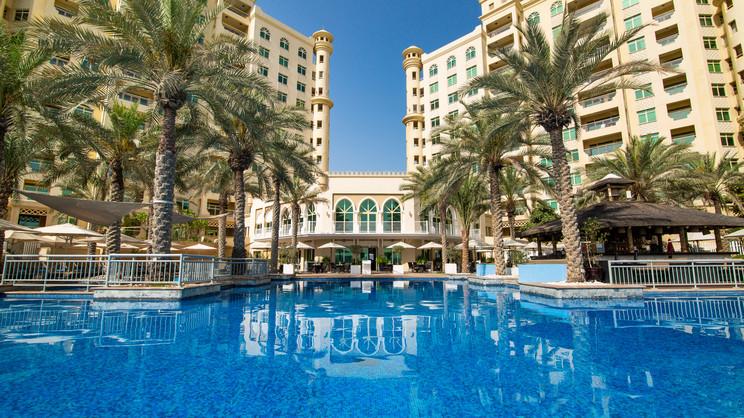 1/7  Movenpick Ibn Battuta Gate Hotel - Dubai
