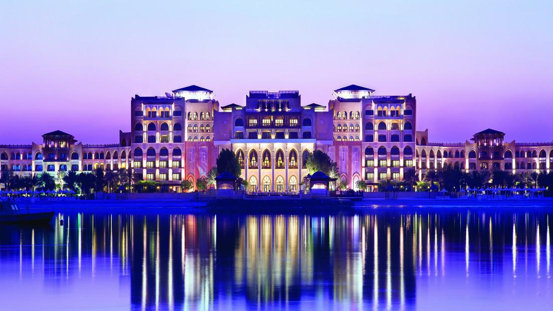 Shangri-La Qaryat Al Beri Resort Exterior