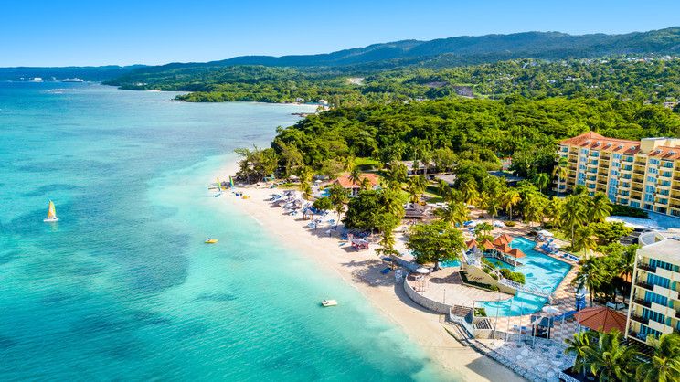 1/19  Jewel Dunn's River Adult Beach Resort and Spa - Jamaica