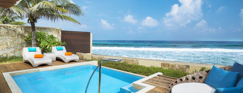 1/12  Sheraton Maldives Full Moon Resort and Spa - Maldives