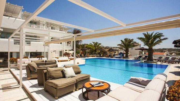 1/11  Andronikos Hotel - Mykonos