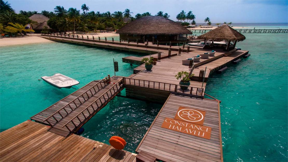 Constance Halaveli Resort - Maldives