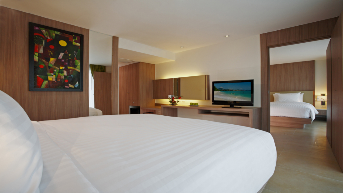 Centara Two Bedroom Suite