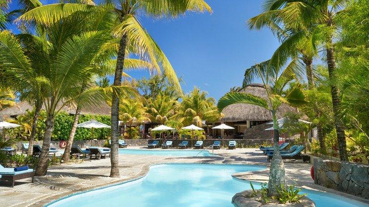 1/7  Emeraude Beach Attitude - Mauritius