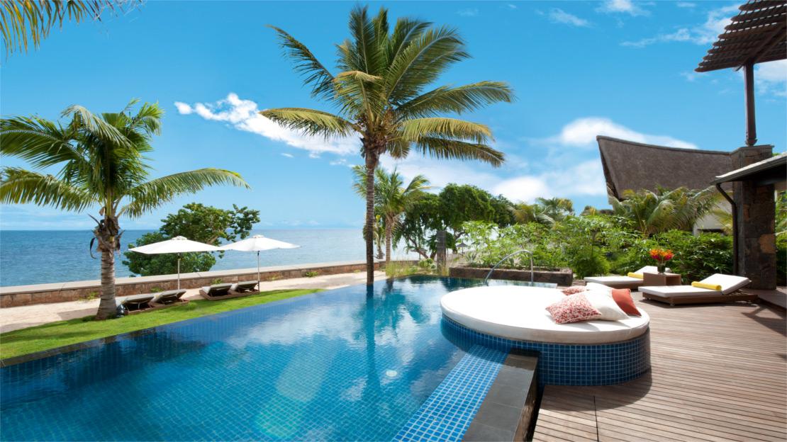 1/7  Angsana Balaclava Resort - Mauritius
