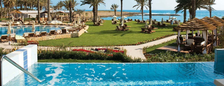 1/11  Constantinou Bros Asimina Suites Hotel - Paphos