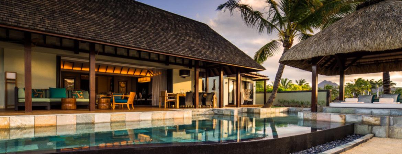 1/7  Four Seasons Resort at Anahita - Mauritius