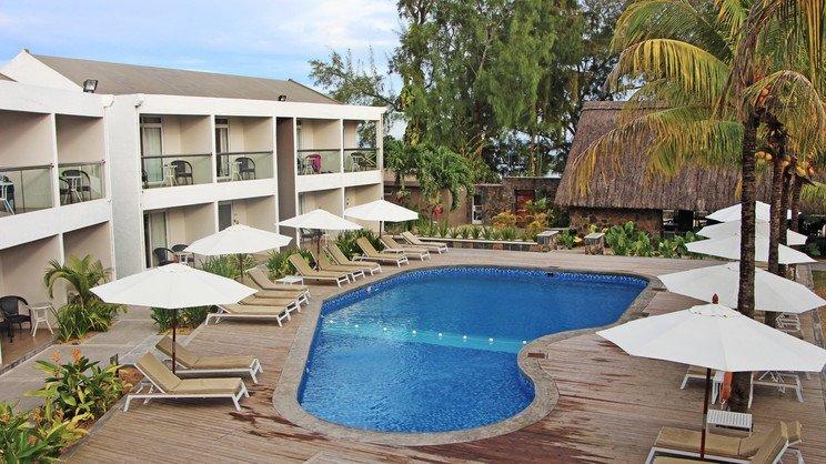 1/6  Villas Mon Plaisir Hotel - Mauritius