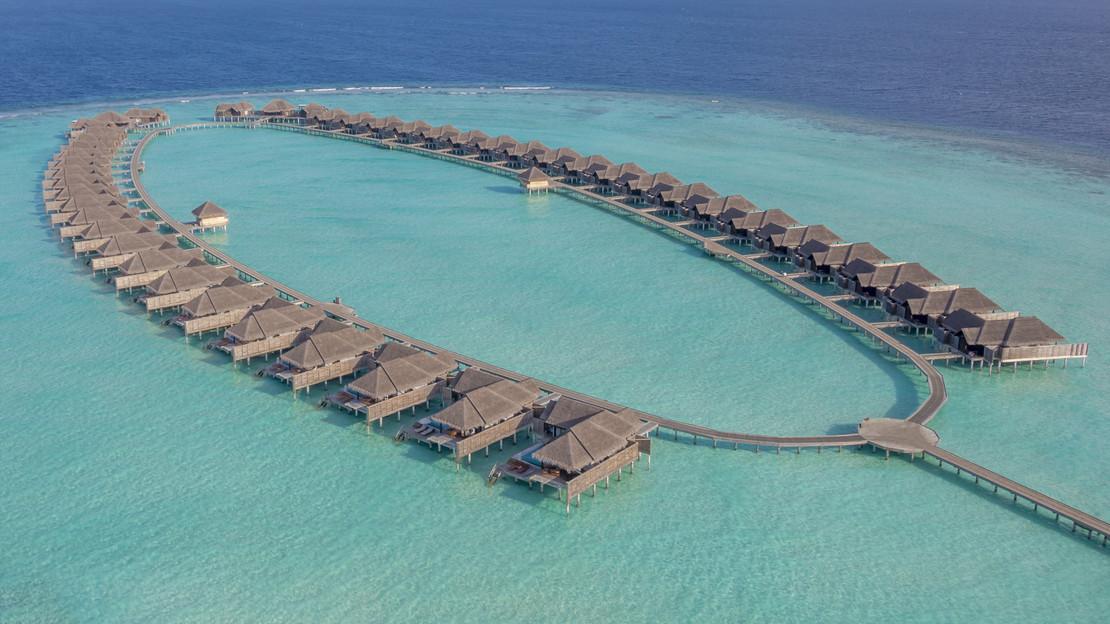 Anantara Kihavah Villas - Maldives