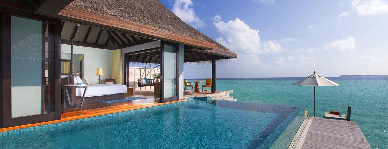 1/18  Anantara Kihavah Villas - Maldives
