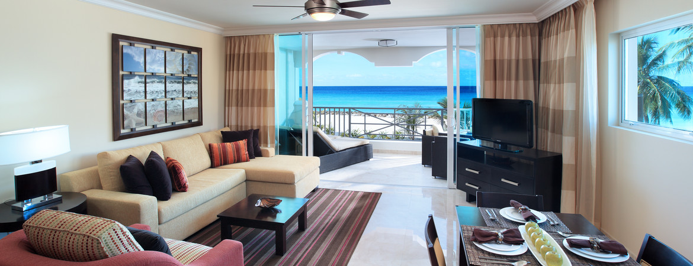 1/8  Ocean Two Resort - Barbados