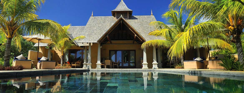1/8  Maradiva Villas Resort and Spa - Mauritius