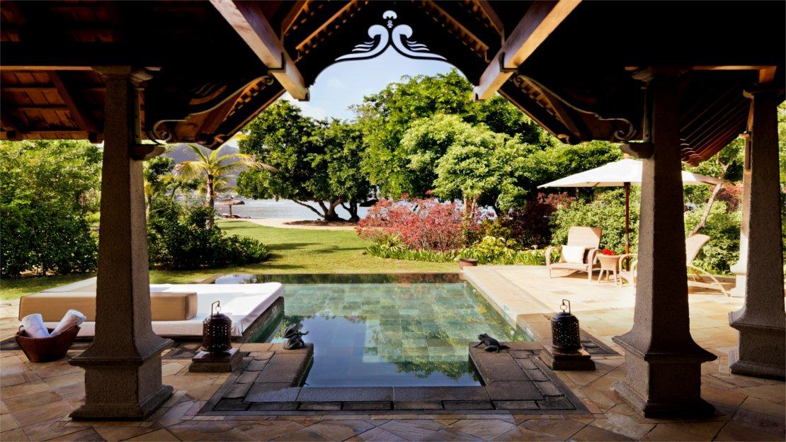 Executive Suite Pool Villa