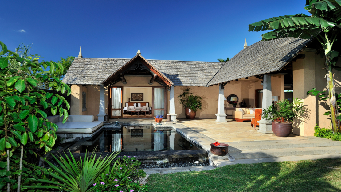 Luxury Suite Pool Villa
