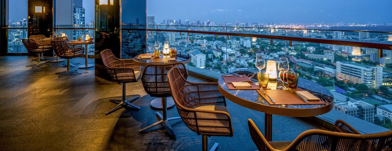 1/15  Anantara Sathorn Bangkok Hotel - Thailand