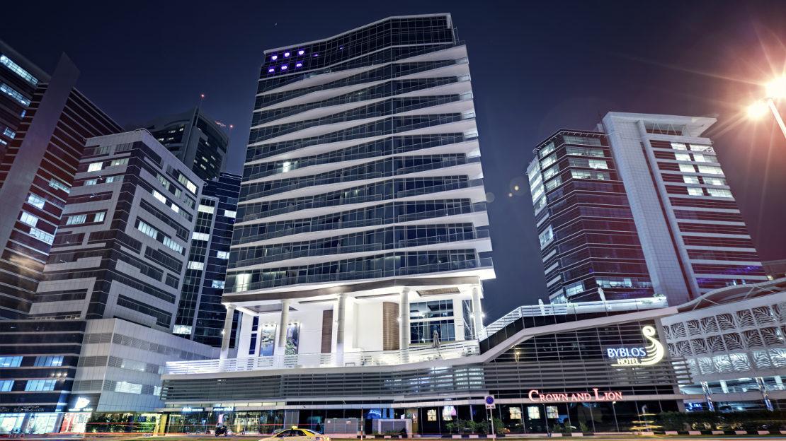 Byblos Hotel Tecom - Exterior