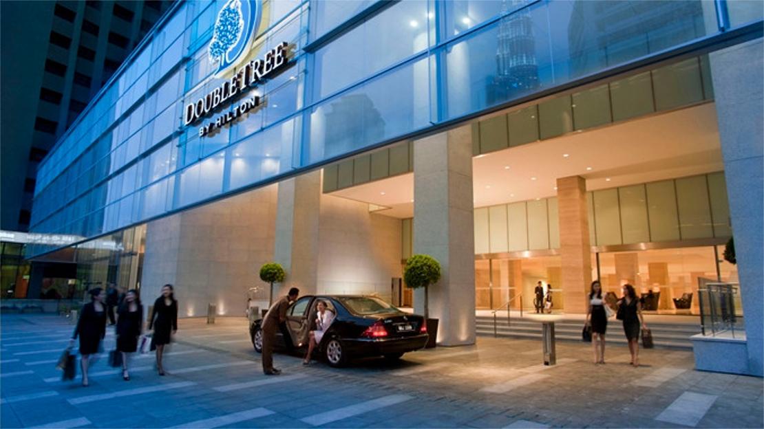 DoubleTree By Hilton Kuala Lumpur Hotel – Malaysia