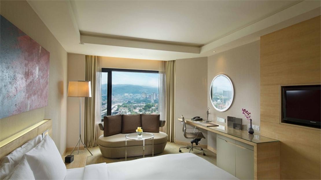1/10  DoubleTree By Hilton Kuala Lumpur Hotel – Malaysia