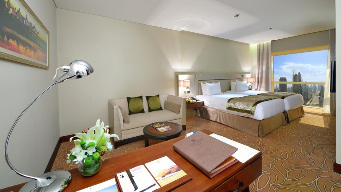 1/9  Millennium Plaza Hotel - Dubai