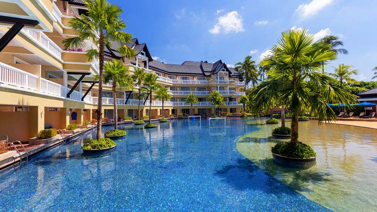 1/16  Angsana Laguna - Phuket