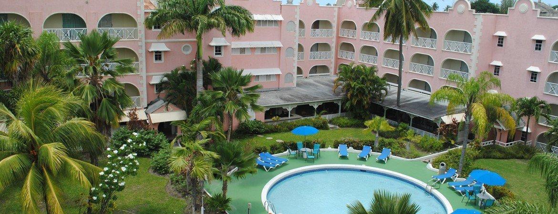 1/8  Sunbay Hotel - Barbados