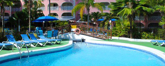 1/6  Sunbay Hotel - Barbados