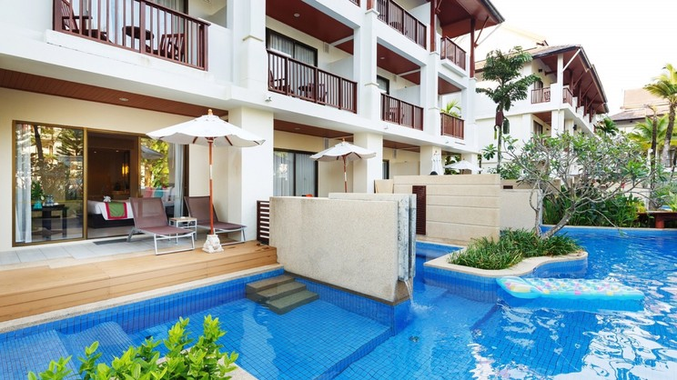 1/13  Apsara Beachfront Resort and Villa - Thailand
