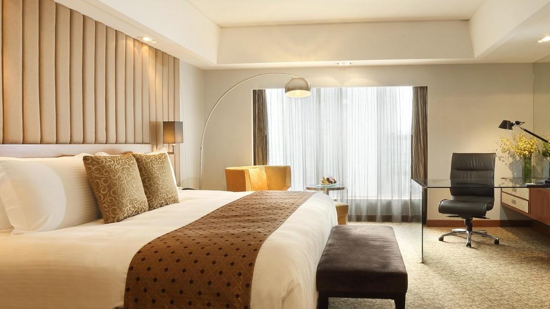 1/6  InterContinental Kuala Lumpur Hotel - Malaysia