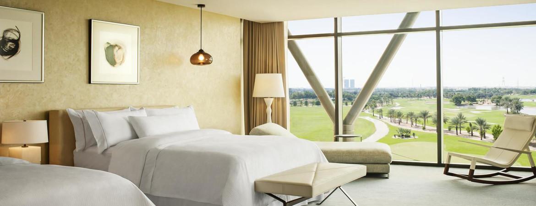 1/11  The Westin Abu Dhabi Golf Resort and Spa - Abu Dhabi
