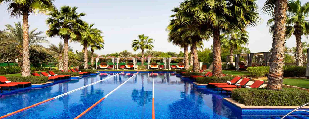 1/10  The Westin Abu Dhabi Golf Resort and Spa - Abu Dhabi