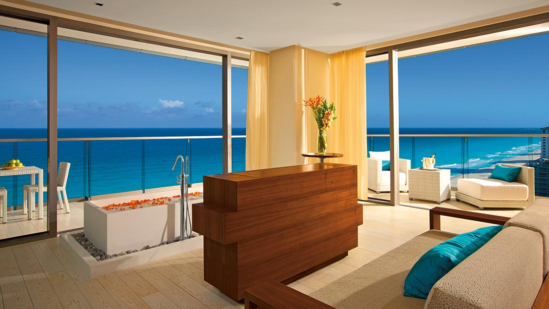 Honeymoon Suite Ocean View