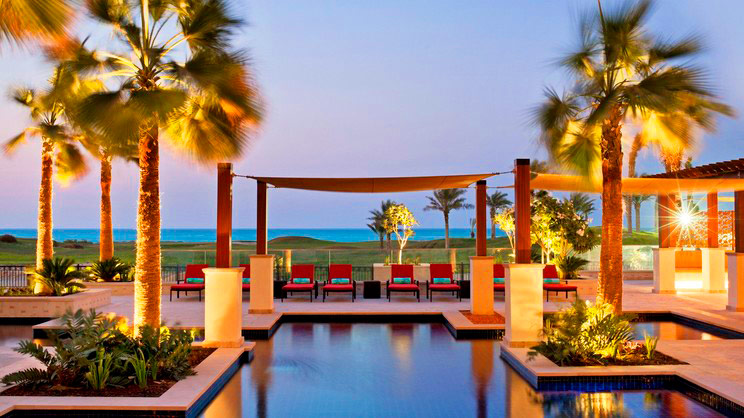 1/9  St Regis Saadiyat Island Resort - Abu Dhabi