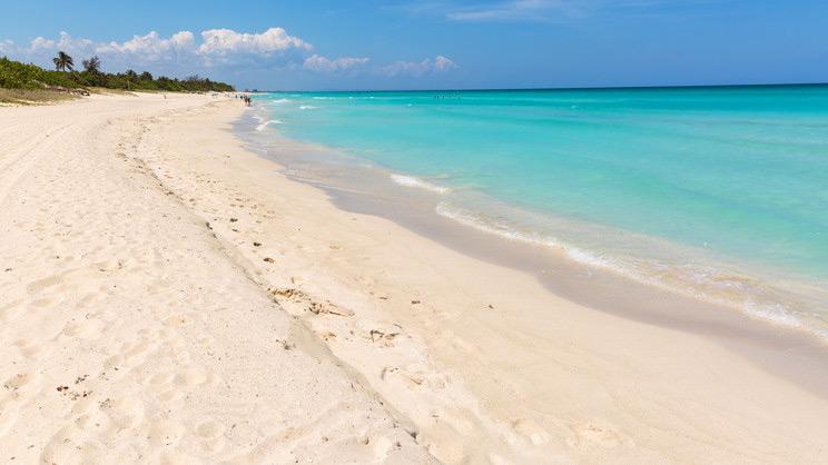 1/6  Varadero beach