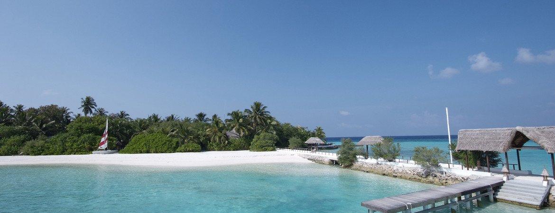 1/9  Makunudu Island - Maldives