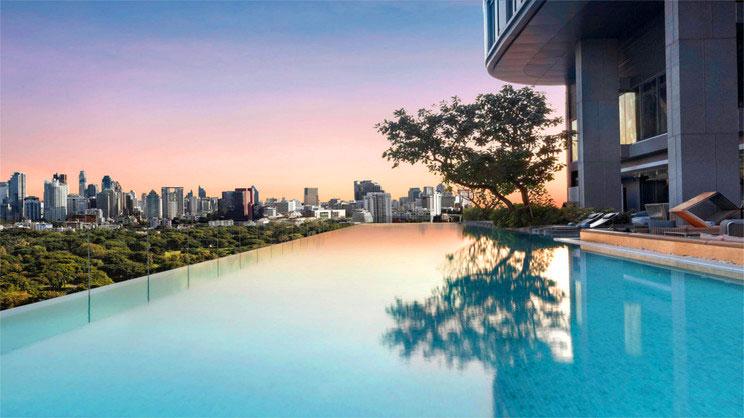 1/13  So Sofitel Bangkok Hotel - Thailand
