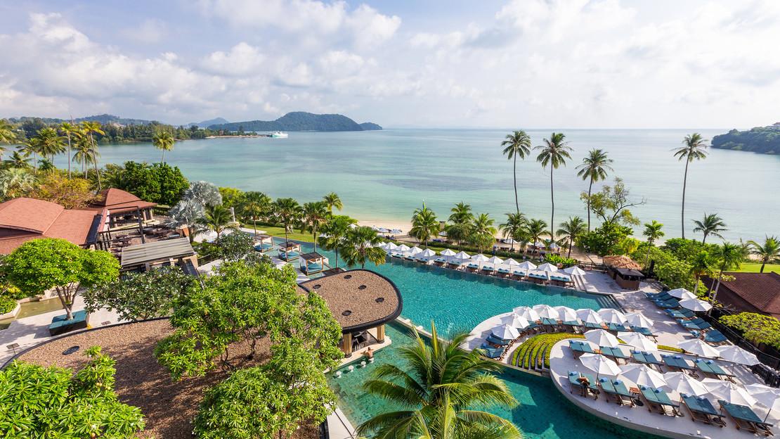 1/11  Pullman Phuket Panwa Beach Resort - Thailand