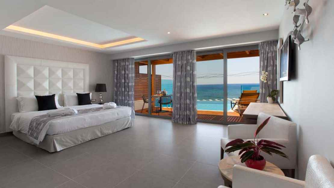 Mediterranean Suite with Sea View