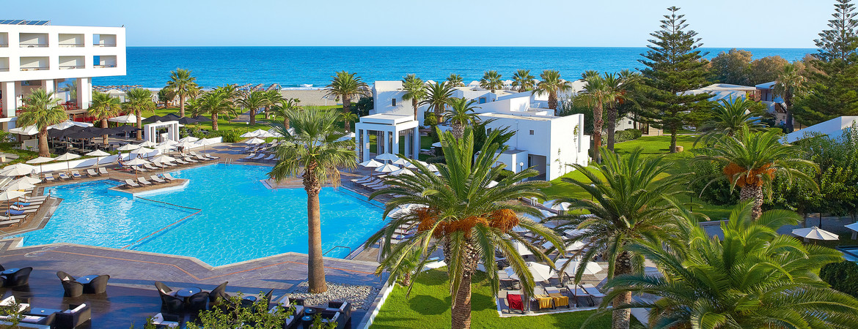 1/11  Grecotel Creta Palace Hotel - Crete, Greece