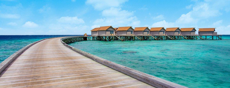 1/9  Centara Ras Fushi Resort & Spa - Maldives