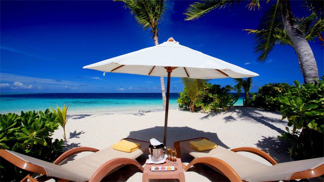 Ocean-Front Beach Villa